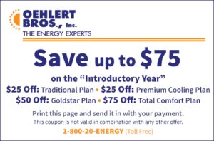 Save $75 on the introductory year of any service plan.