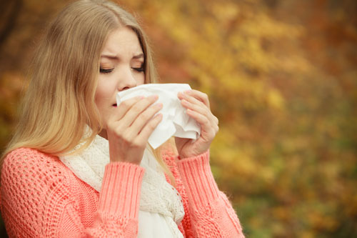 common fall allergens – and how to protect against them