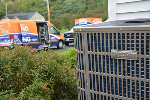 air conditioning installation in phoenixville, pa